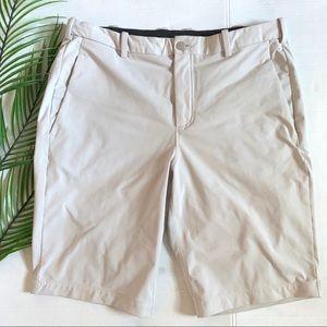 Lululemon Flat Front Shorts